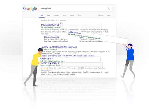 servicio Google Adword
