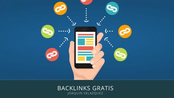Backlinks Gratis
