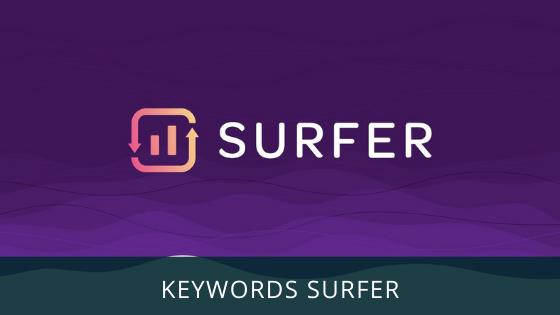 keywords surfer