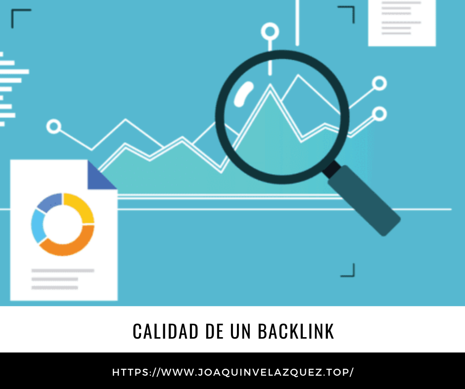 Calidad de un Backlink